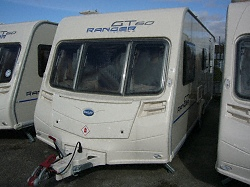 Excellent Caravans Used Bailey Vermont S6 2008 Caravan For Sale In Horsham